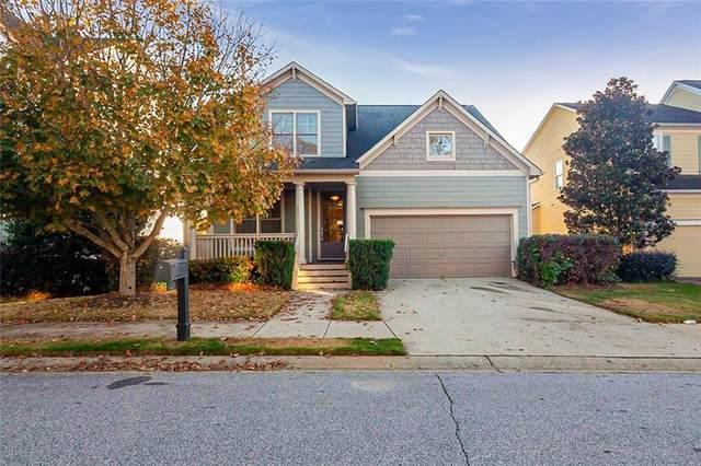 125 Market Lane, Canton, GA 30114 (MLS #6802608) :: Rock River Realty