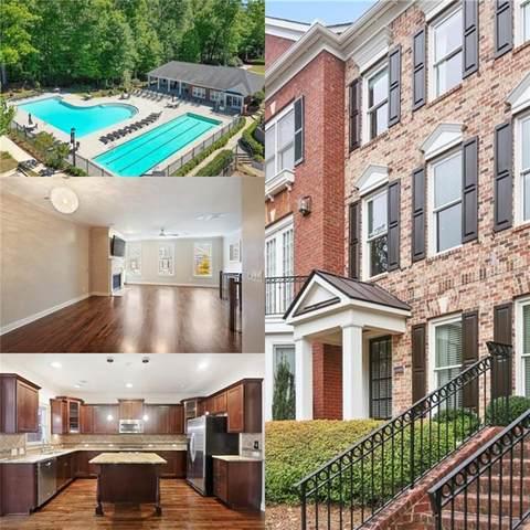 4505 Kendall Way, Roswell, GA 30075 (MLS #6802610) :: North Atlanta Home Team