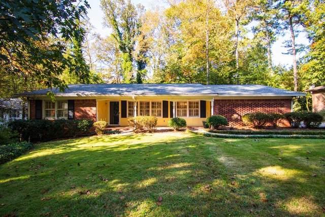 2862 Blackwood Road, Decatur, GA 30033 (MLS #6802622) :: North Atlanta Home Team