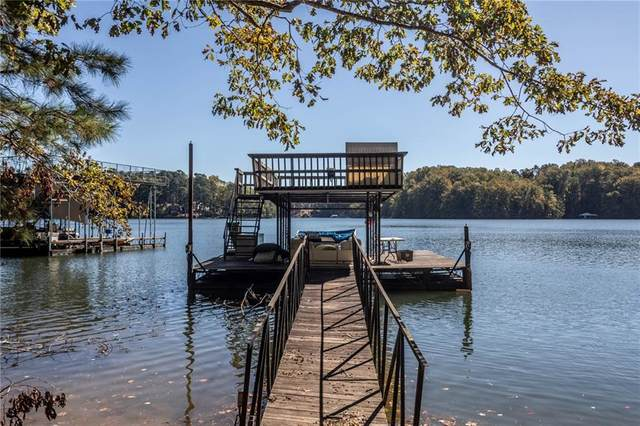 4855 Serene Shores Drive, Gainesville, GA 30504 (MLS #6802633) :: The Realty Queen & Team