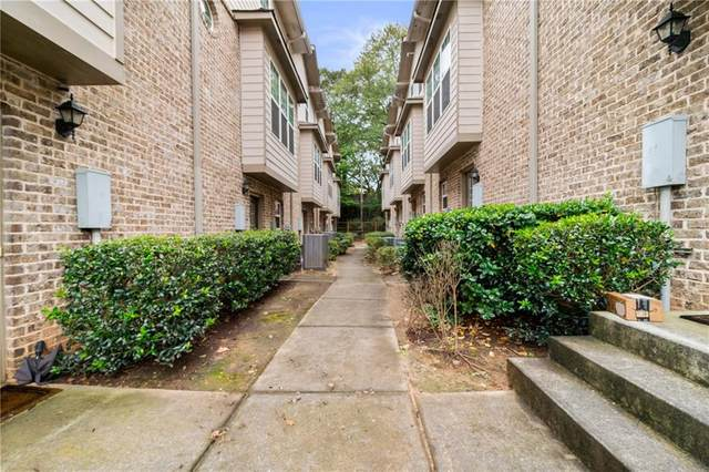 315 Vannoy Park Lane Drive SE C15, Atlanta, GA 30316 (MLS #6802635) :: North Atlanta Home Team