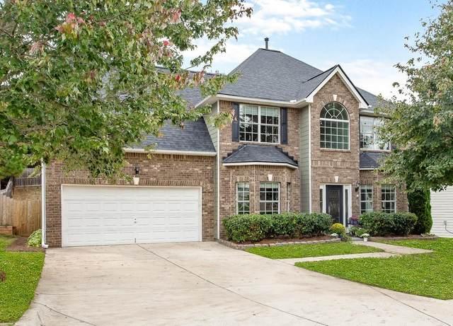122 Wellsley Way, Dallas, GA 30132 (MLS #6802642) :: MyKB Homes