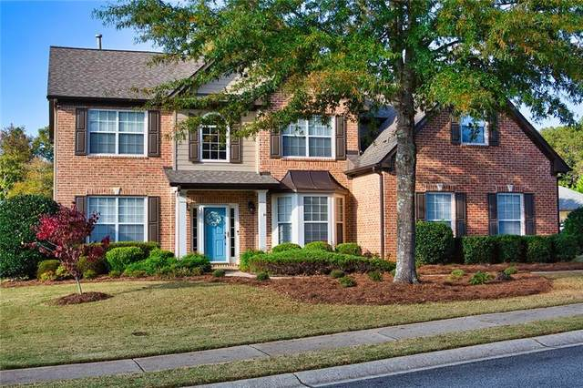 1073 Forest Creek Drive, Canton, GA 30115 (MLS #6802650) :: Kennesaw Life Real Estate