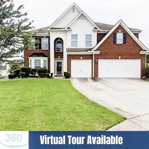 217 Elkhound Court, Union City, GA 30291 (MLS #6802652) :: MyKB Homes