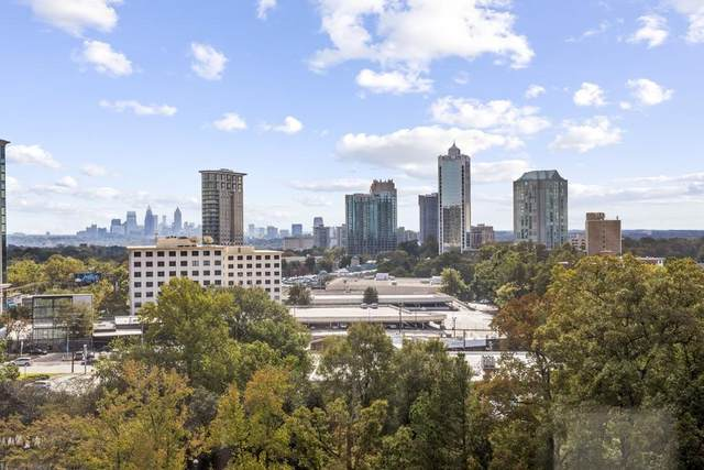 3040 Peachtree Road NW #811, Atlanta, GA 30305 (MLS #6802666) :: AlpharettaZen Expert Home Advisors