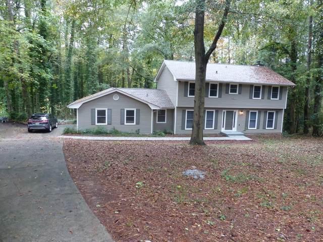 5128 Hidden Hills Trace, Stone Mountain, GA 30088 (MLS #6802687) :: North Atlanta Home Team