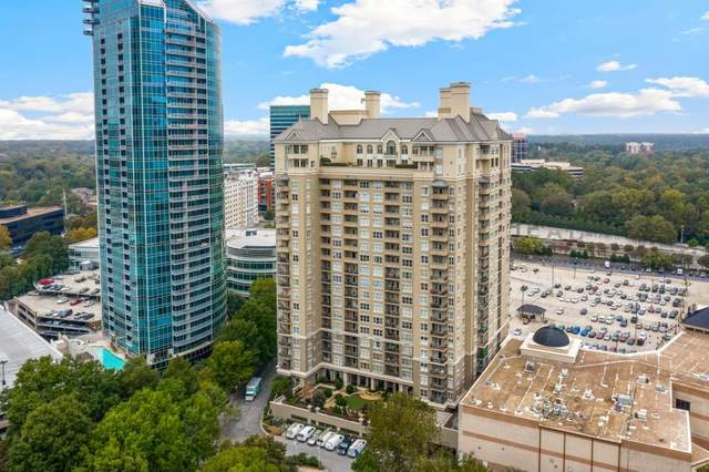 3334 Peachtree Road NE #409, Atlanta, GA 30326 (MLS #6802696) :: The Zac Team @ RE/MAX Metro Atlanta