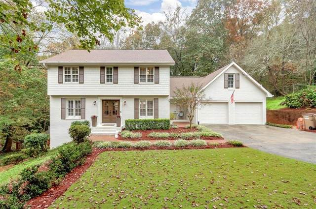 5187 Riverhill Road NE, Marietta, GA 30068 (MLS #6802738) :: Path & Post Real Estate