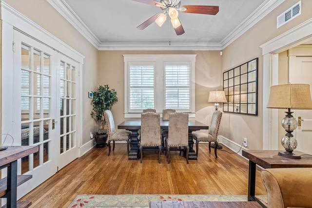 1144 Blue Ridge Avenue NE #11, Atlanta, GA 30306 (MLS #6802750) :: RE/MAX Paramount Properties