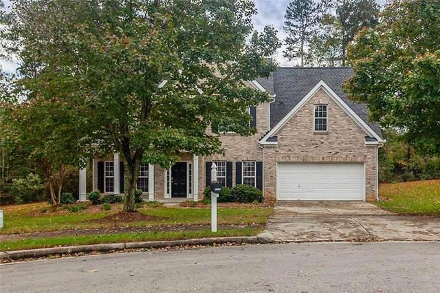 1202 Oak Haven Way, Lawrenceville, GA 30043 (MLS #6802766) :: Keller Williams