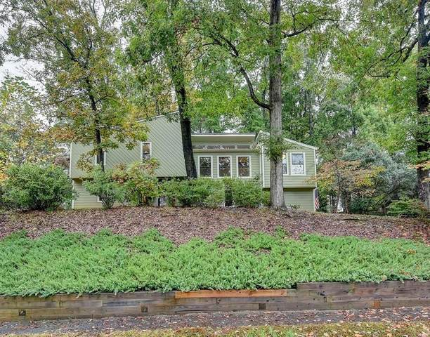 1623 Rex Drive E, Marietta, GA 30066 (MLS #6802782) :: Path & Post Real Estate
