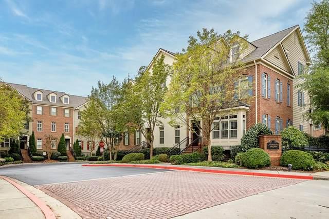 262 Le Gran Bend #262, Atlanta, GA 30328 (MLS #6802826) :: 515 Life Real Estate Company