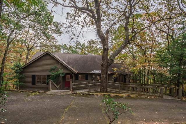 262 Columbine Drive, Big Canoe, GA 30143 (MLS #6802837) :: North Atlanta Home Team