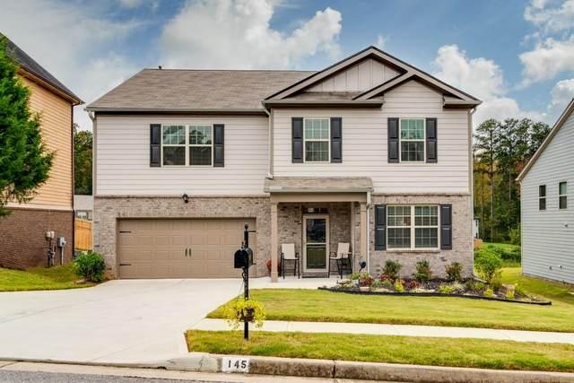 145 Lost Cove Drive, Atlanta, GA 30331 (MLS #6802838) :: MyKB Homes