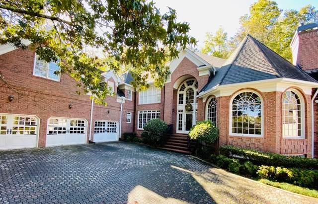 1339 Marietta Country Club Drive NW, Kennesaw, GA 30152 (MLS #6802859) :: North Atlanta Home Team