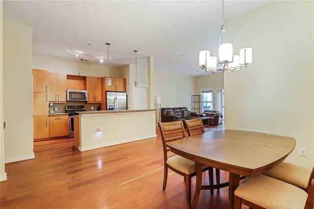 870 Inman Village Parkway NE #210, Atlanta, GA 30307 (MLS #6802907) :: Dillard and Company Realty Group