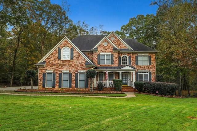 320 Millhaven Landing, Fayetteville, GA 30215 (MLS #6802915) :: North Atlanta Home Team