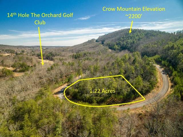 0 Orchard Hills Lot 1515 Drive, Clarkesville, GA 30523 (MLS #6802917) :: The Cowan Connection Team