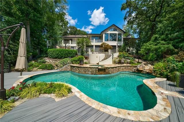 7 Whitewater Trail NW, Atlanta, GA 30327 (MLS #6802926) :: RE/MAX Paramount Properties