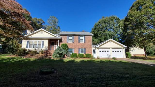 2095 Sunrise Circle, Cumming, GA 30040 (MLS #6802932) :: The North Georgia Group