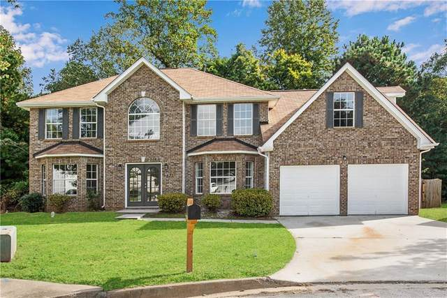 1823 Spring Hill Cove, Lithonia, GA 30058 (MLS #6802947) :: North Atlanta Home Team