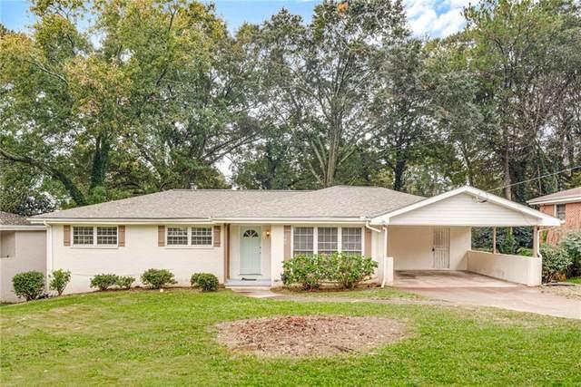 2917 Toney Drive, Decatur, GA 30032 (MLS #6802952) :: MyKB Homes