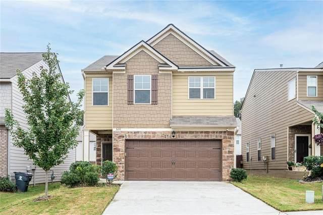 520 Dasheill Lane, Atlanta, GA 30349 (MLS #6802956) :: MyKB Homes