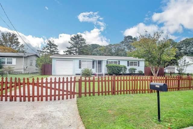 1208 Hiawatha Lane, Austell, GA 30168 (MLS #6802963) :: Keller Williams