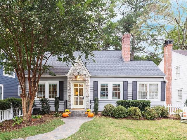 2245 Fairhaven Circle NE, Atlanta, GA 30305 (MLS #6802978) :: Dillard and Company Realty Group