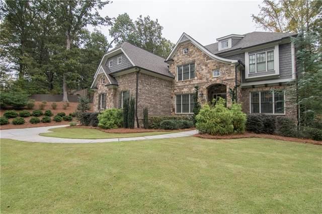 93 Putnam Circle NE, Atlanta, GA 30342 (MLS #6803025) :: Oliver & Associates Realty