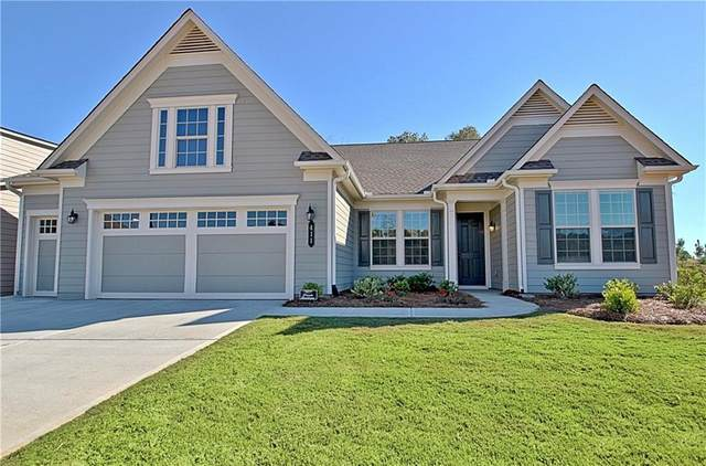 411 Cottonwood Circle, Peachtree City, GA 30269 (MLS #6803040) :: North Atlanta Home Team