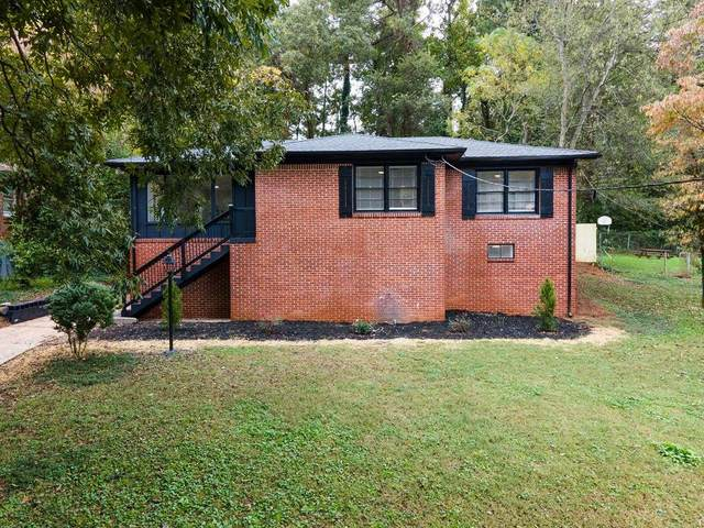 2740 Oldknow Drive NW, Atlanta, GA 30318 (MLS #6803056) :: The Realty Queen & Team