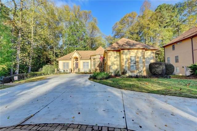 1730 Laurel Creek Drive, Lawrenceville, GA 30043 (MLS #6803060) :: North Atlanta Home Team