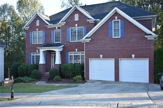 4045 Riverglen Circle NW, Suwanee, GA 30024 (MLS #6803084) :: North Atlanta Home Team