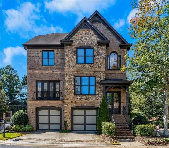 7989 Magnolia Square, Atlanta, GA 30350 (MLS #6803085) :: The Realty Queen & Team