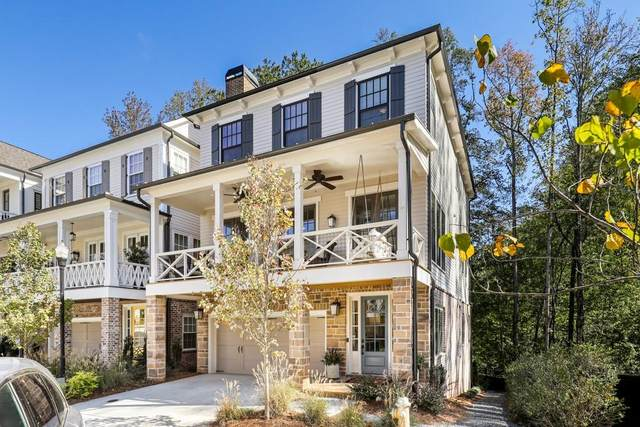 395 Rowes Circle, Alpharetta, GA 30009 (MLS #6803096) :: North Atlanta Home Team