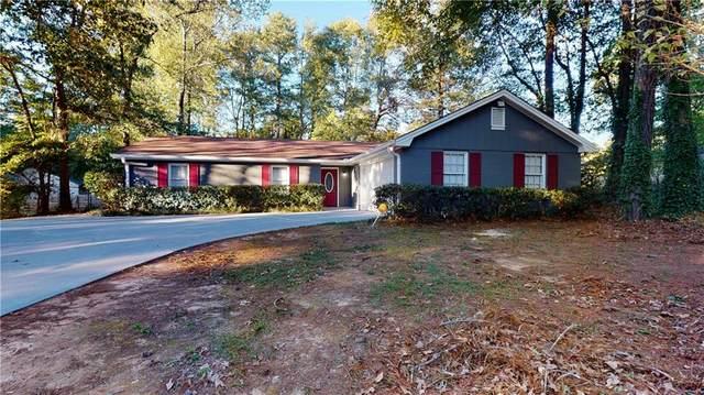 2090 Beachwood Drive SE, Conyers, GA 30013 (MLS #6803102) :: North Atlanta Home Team