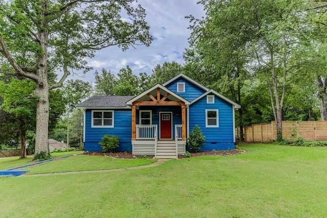 2609 White Oak Drive, Decatur, GA 30032 (MLS #6803200) :: RE/MAX Paramount Properties