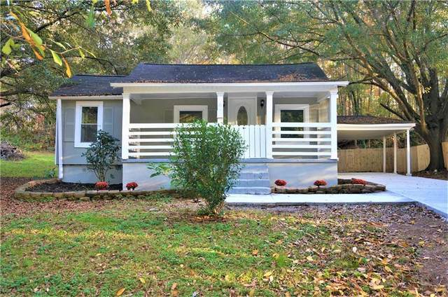 3906 Valley Road, Douglasville, GA 30135 (MLS #6803234) :: Path & Post Real Estate