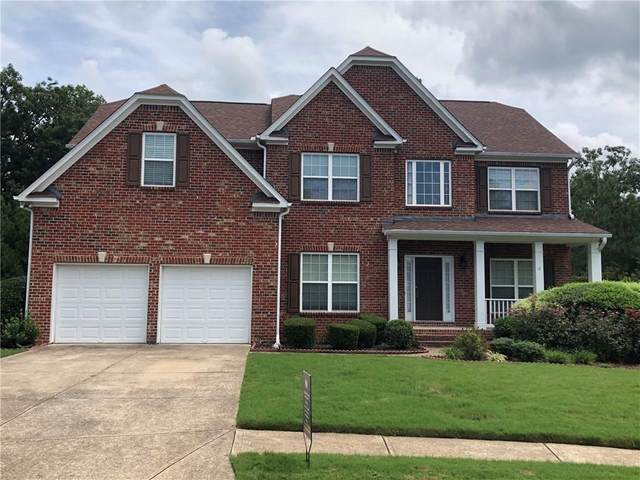 227 Forest Creek Lane, Canton, GA 30115 (MLS #6803278) :: North Atlanta Home Team