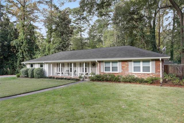 1672 Dunwoody Place NE, Brookhaven, GA 30324 (MLS #6803340) :: Team RRP | Keller Knapp, Inc.