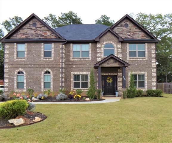 3596 Heritage Estates, Lithonia, GA 30038 (MLS #6803342) :: North Atlanta Home Team