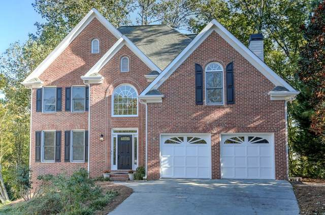 4254 Creek Haven Drive, Marietta, GA 30062 (MLS #6803347) :: AlpharettaZen Expert Home Advisors