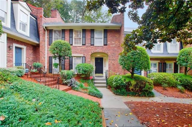 12 Jefferson Hill Place NE, Atlanta, GA 30342 (MLS #6803356) :: AlpharettaZen Expert Home Advisors