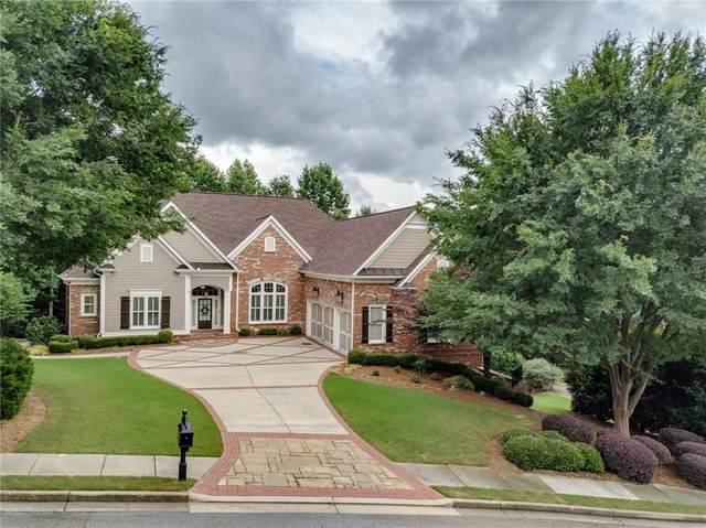 5033 Brendlynn Drive, Suwanee, GA 30024 (MLS #6803404) :: Tonda Booker Real Estate Sales