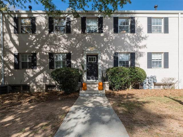 1176 Church Street #1, Decatur, GA 30030 (MLS #6803407) :: Oliver & Associates Realty