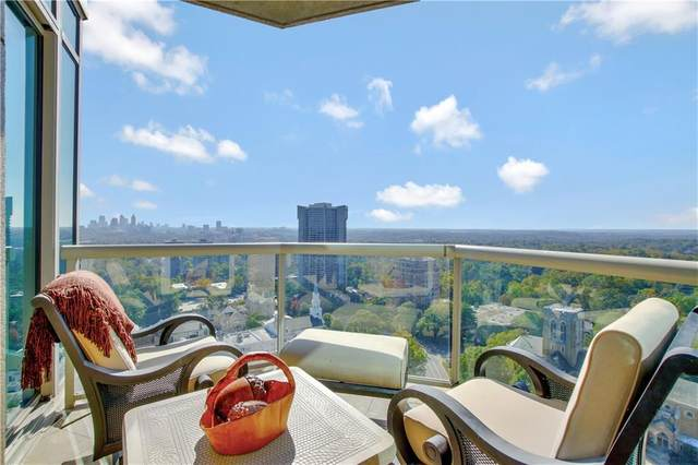 2795 Peachtree Road NE #2402, Atlanta, GA 30305 (MLS #6803474) :: KELLY+CO