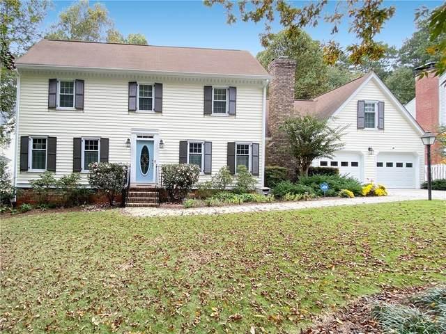 4871 River Farm Road NE, Marietta, GA 30068 (MLS #6803497) :: Path & Post Real Estate