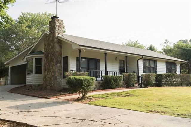 1692 Oak Road, Snellville, GA 30078 (MLS #6803544) :: Scott Fine Homes at Keller Williams First Atlanta