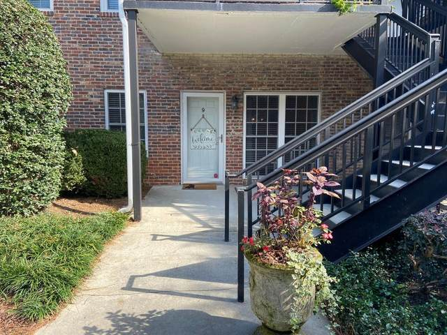 3675 Peachtree Road NE #9, Atlanta, GA 30319 (MLS #6803549) :: Dillard and Company Realty Group